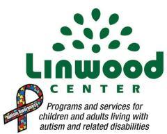Linwood logo with Autism ribbon