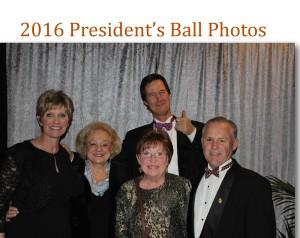 Pres Ball Photos